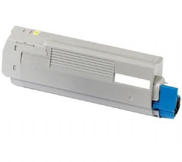 Oki C5850 Yellow Refurbished Toner
